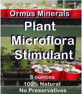 Ormus Plants - Ormus Minerals For Plants Usage
